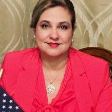 Former La Joya City Manager Jacqueline Bazan.