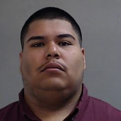 Matthew Lee Sepulveda, 26, of San Juan was sentenced to 30 years in federal prison on Tuesday. (Photo courtesy of the Hidalgo County Sheriff's Office.)