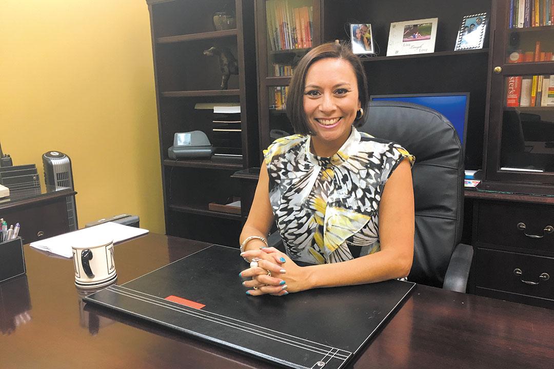 20160812 Myra Garza Castro Elementary Principal LJ