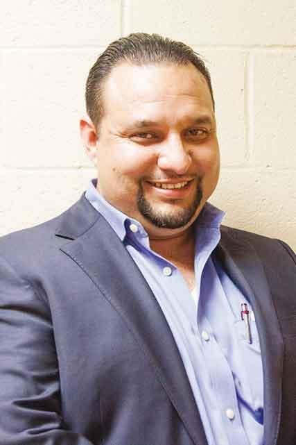 20150123 La Joya Police Chief Geovani Hernandez