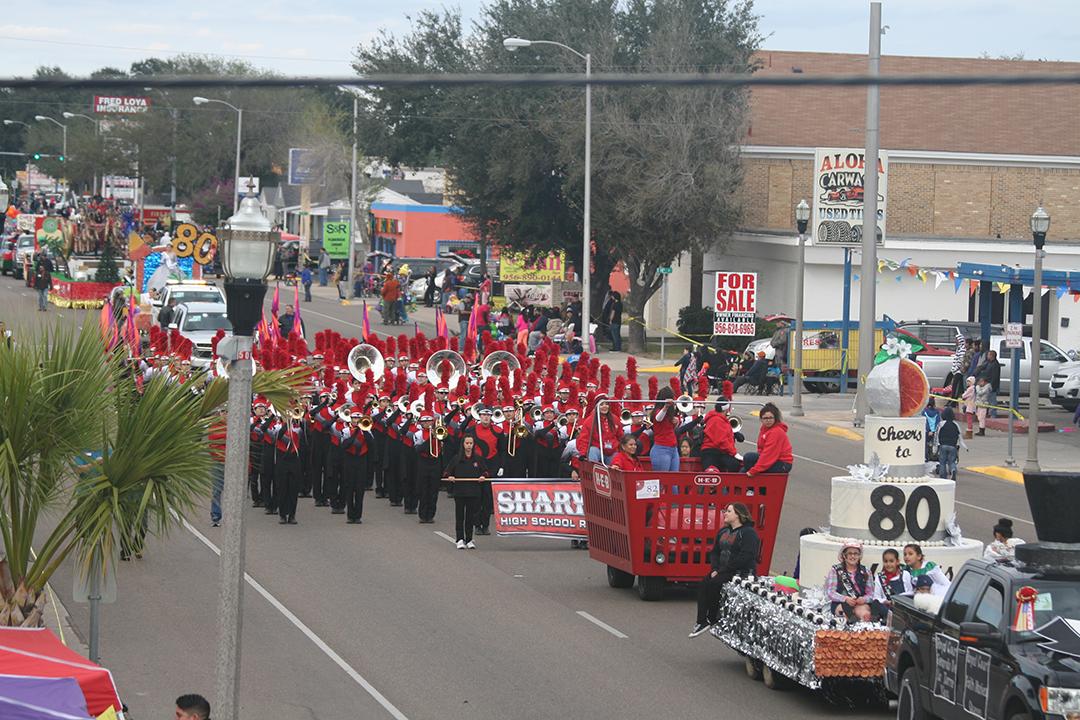 20170128 TCF Joes Parade Photos and Silvia Mendiola JH 2482