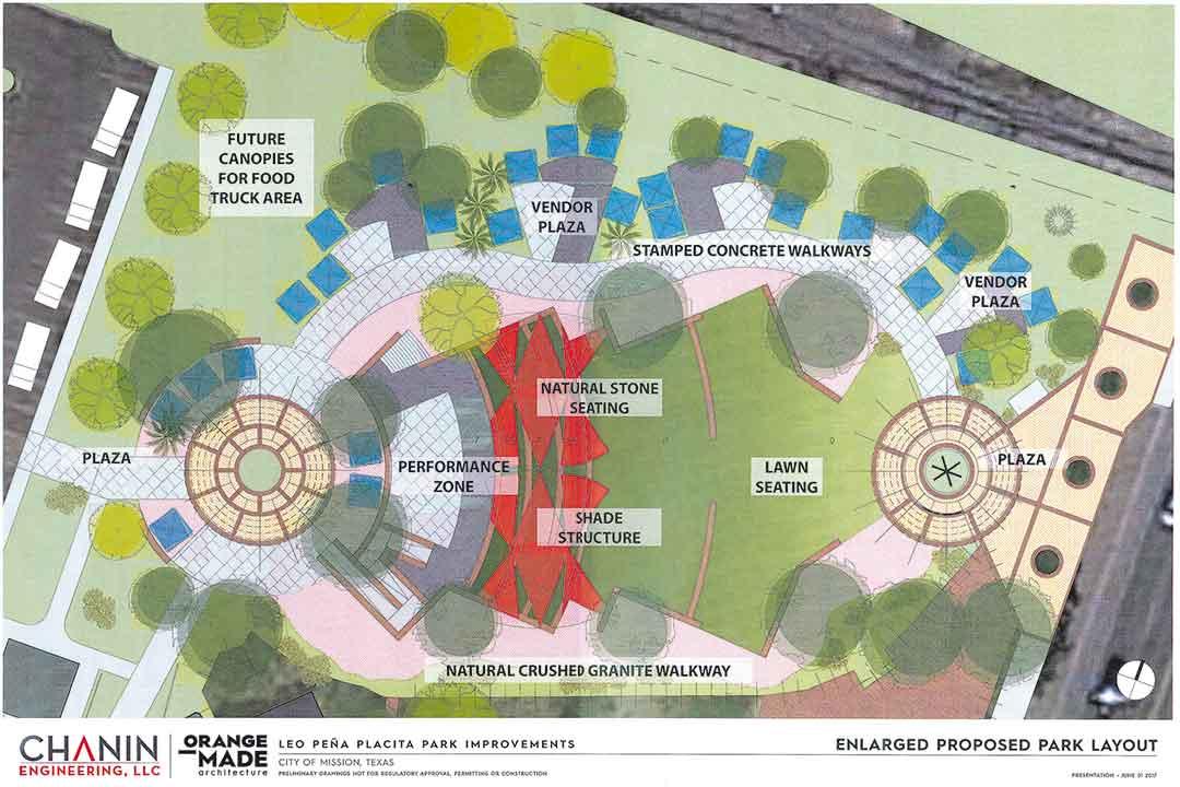 20170619 MISION Leo Pena Placita Park Improvements PLAN