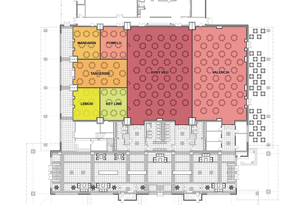 20171208 Mission events center floor plan