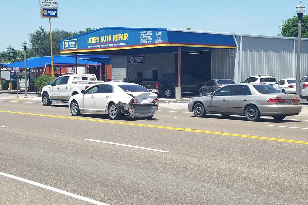 20180718 CarAccident