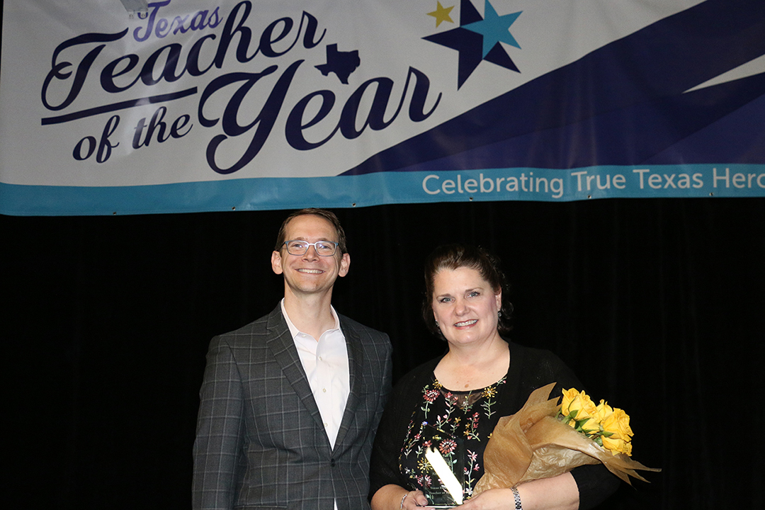 20180921 Rhonda Pena Texas TOY Award