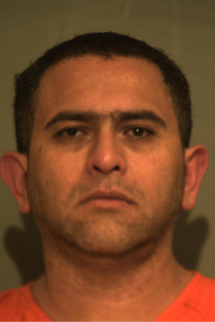 Carlos Guerrero HCSO Booking Photo