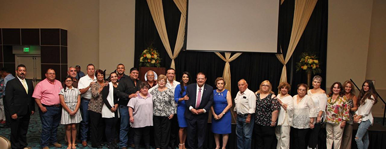 salinas family and friends
