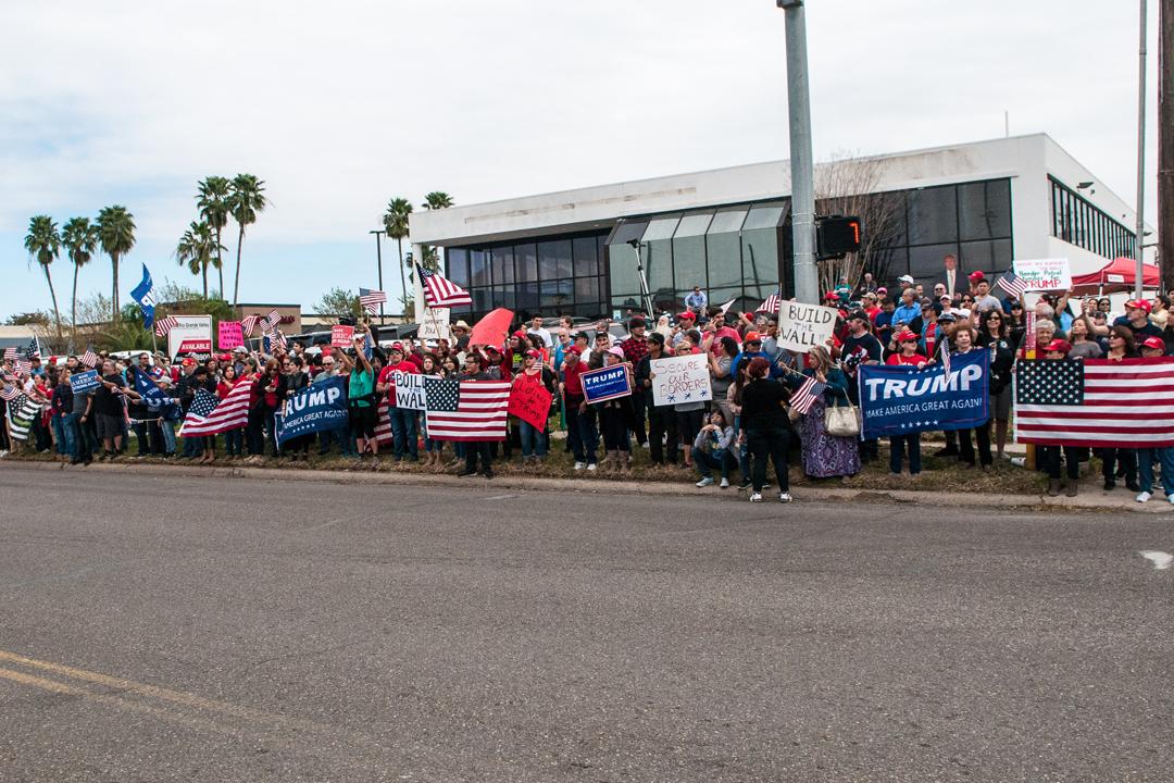 20190110 President Trump Visit