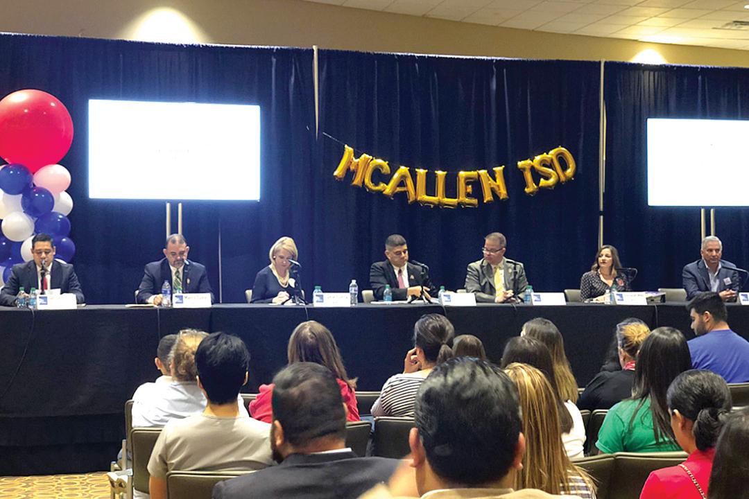 20190321 McAllenISDForum