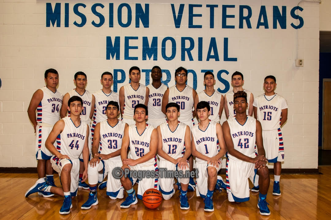 20151204 VMHS basketball