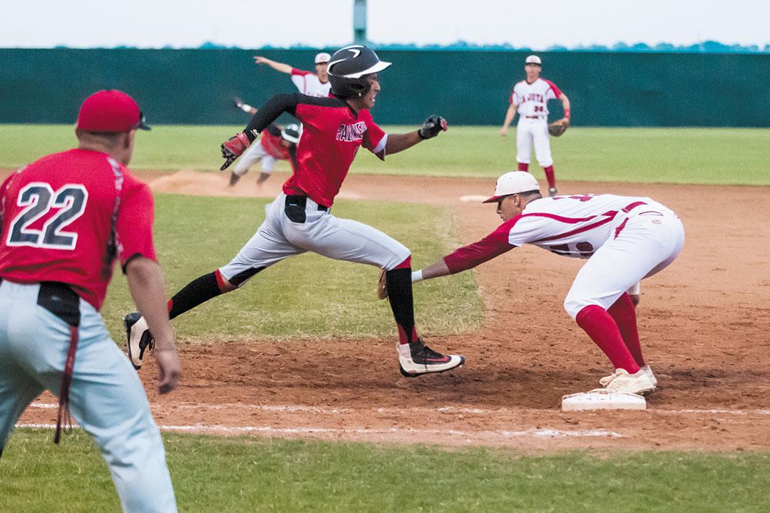 20160412 CMYK Baseball Palmview vs LaJoya LG 03