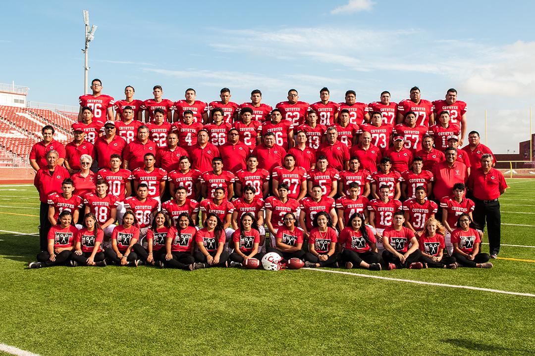 20180811 Football LJHS